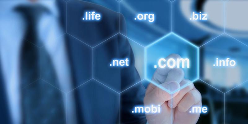 onde registrar dominio site